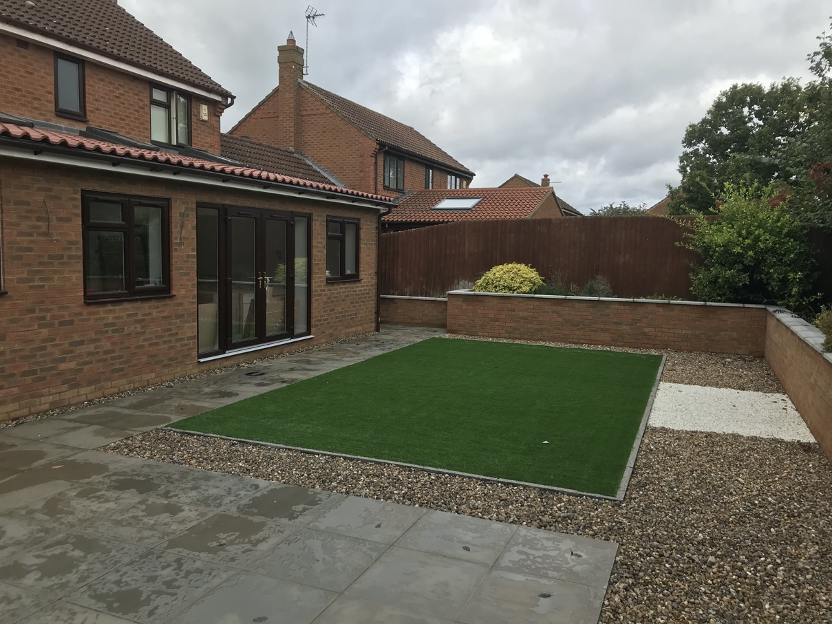 Single Storey Back House Extension Old Farm Park